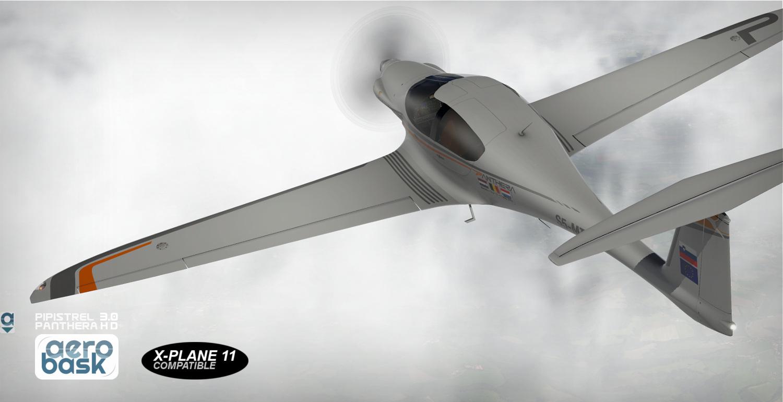 Aerobask | Aircraft for X-Plane flight simulator